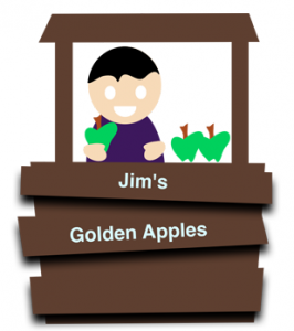 Jim's Golden Apples