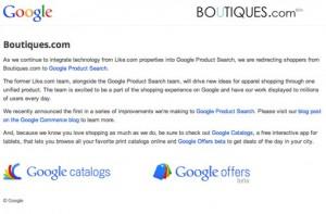 Boutiques.com by google